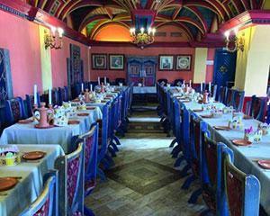 寻访多瑙河边上的老餐厅