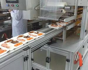 美国食品加工工厂求购食品包装机