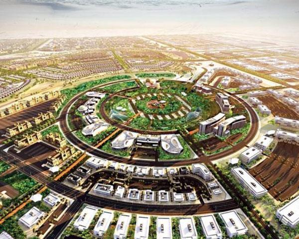 中国铁建拿下沙特能源城基础设施与管线项目
