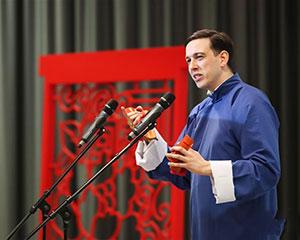 德国中国曲艺晚会在柏林举行