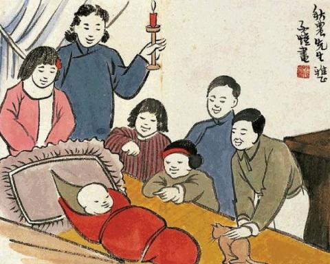 中国古代年龄称谓,让每段时光都美好!