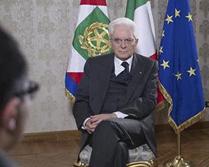 专访:意中全面战略伙伴关系拥有坚实基础——访意大利总统马塔雷拉