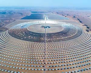阿联酋迪拜铝厂自备电站项目