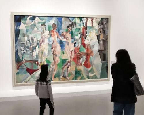 中法文化交流標誌性項目蓬皮杜中心典藏展在滬恢復開放