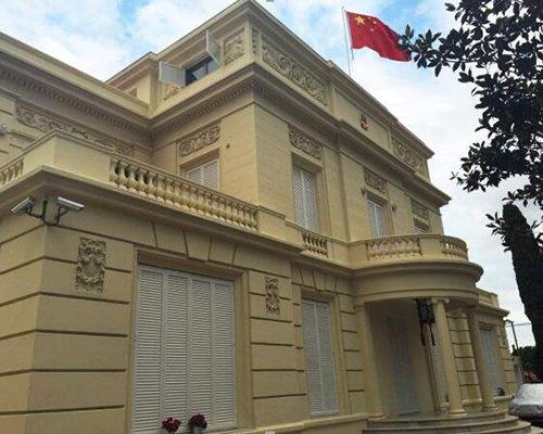 中國駐西班牙大使館提醒華商注意店鋪安全