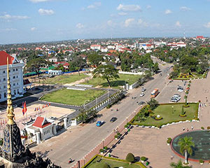 日媒:中国投资正改变老挝首都面貌