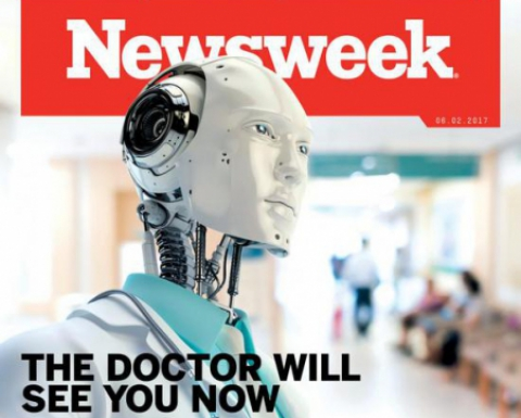 新闻周刊:人工智能将解决美医保费用飙升顽疾