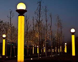 智慧灯杆照亮未来城市