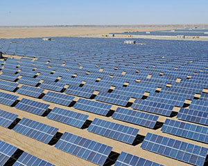 伊朗Larestan1.114兆瓦光伏发电站项目(EPC)