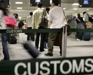 大使馆发警告:只要没出机场,看到这张纸,千万别摸手机!