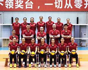 亚锦赛中国女排3-0斯里兰卡 韩日两强完胜闯首关