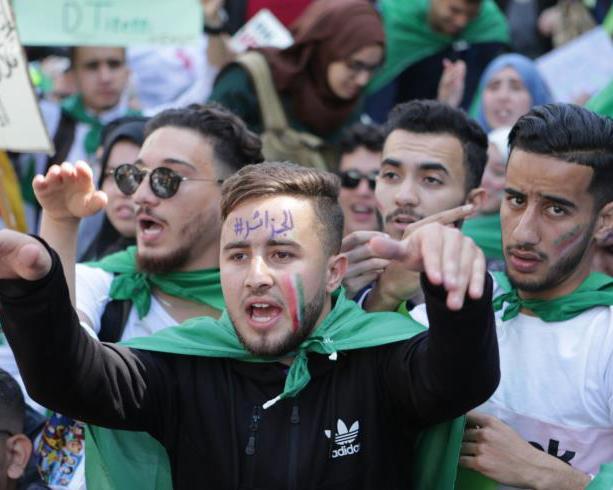 再次提醒:在阿尔及利亚注意安全
