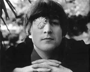 约翰·列侬:绘画才是我生命的庇护所