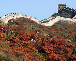 Beijing Great Wall sees smooth travel after visitor limits
