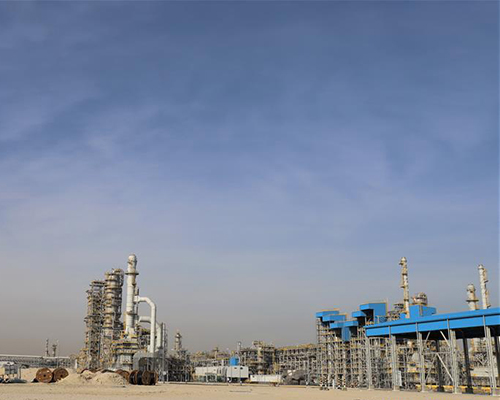 Feature: Kuwait's refinery project showcases Chinese concept of
