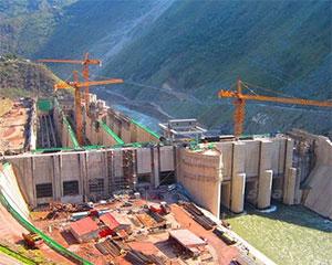 中企承建巴基斯坦水电项目正式运营