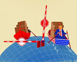 """""""出口管制""""才是美国贸易逆差真正""""病灶"""""""