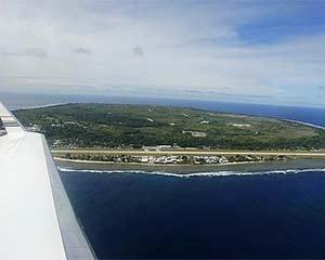 提醒中国公民近期谨慎前往瑙鲁
