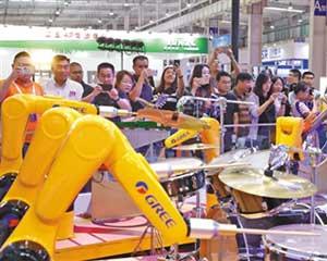 700多机器人等你来打卡
