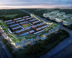 河北平山西柏坡电子信息产业园项目