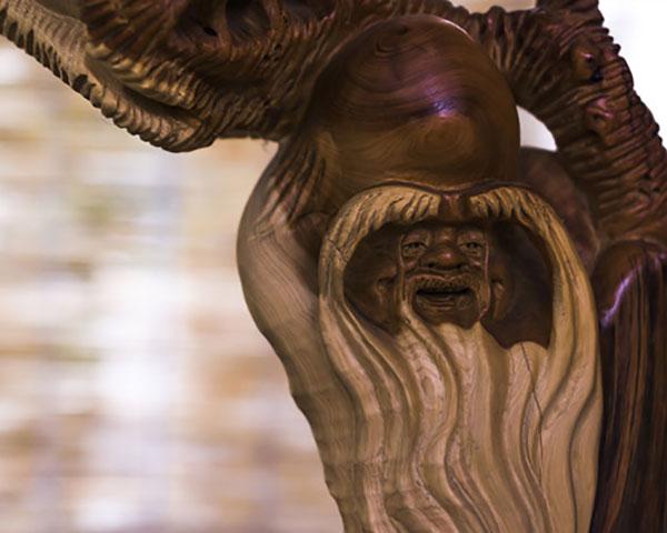 以古人之规矩,开自己之生面——30名传统木雕艺人回炉高校求创新