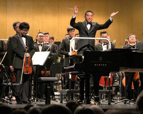 浙江交响乐团在葡萄牙举行演出
