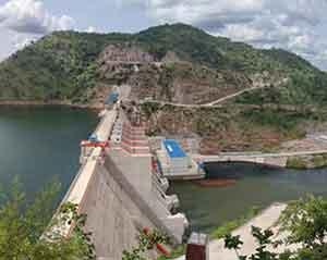 印度尼西亚Pelangai河P2水电站(11MW)项目(EPC)
