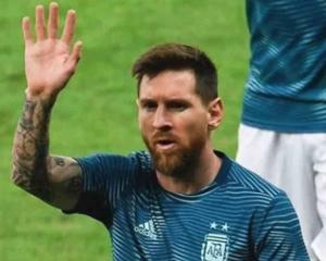 南美足协官方宣布梅西被禁赛1场 罚款1500美元