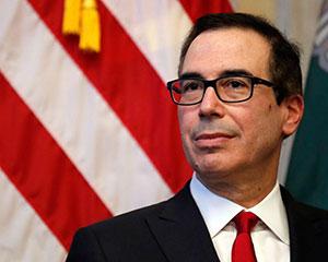 美国财长放言:不想发动全球贸易战 关注点是NAFTA与中国