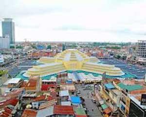 柬埔寨首都金边200MW双燃料电站项目(EPC)