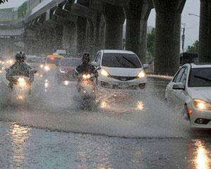 暴雨蓝色预警继续发布 浙江福建江西等地有大到暴雨