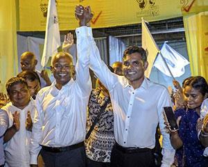 印媒:中方向马尔代夫发出继续合作信号