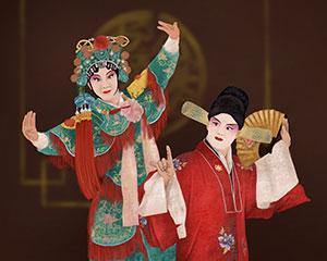 梅兰芳诞辰125周年 梅派传人李玉芙开讲梅派艺术