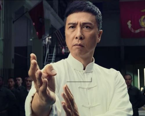 中国动作电影《叶问4》在哈萨克斯坦上映