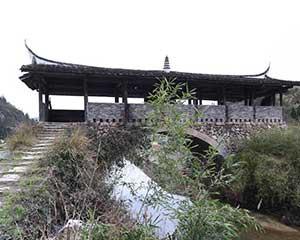 木拱廊桥传承乡土文化