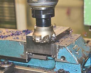 山东莱西精密数控机床生产项目