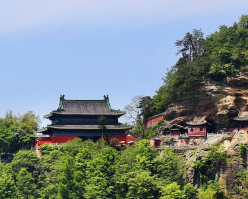 武当山旅游综合体项目