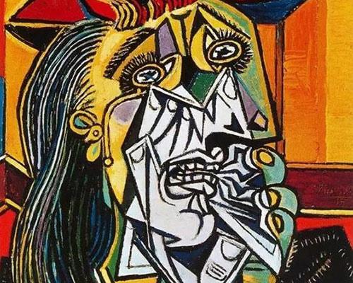 价值1.8亿的行为艺术——撕掉一副毕加索的画