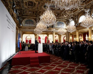 法国总统要制止中国买家吸购当地农地