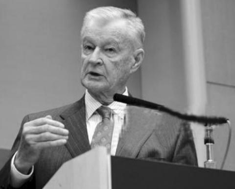 美国著名国际关系学者布热津斯基去世 享年89岁