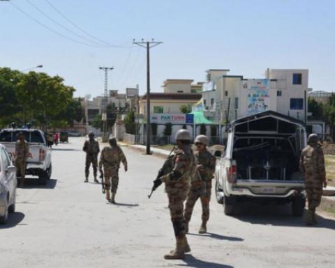 提醒中国公民近期暂勿前往巴基斯坦俾路支省首府奎塔
