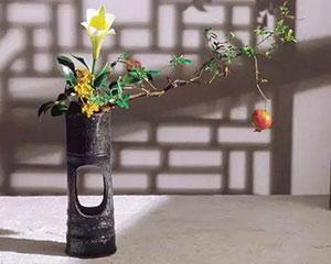 中式插花 | 人与花心各自香