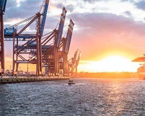 德国唯一深水港希望与广东合作