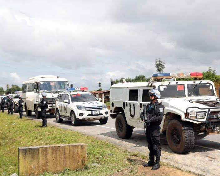 Remind Chinese citizens in Liberia to pay attention to safety