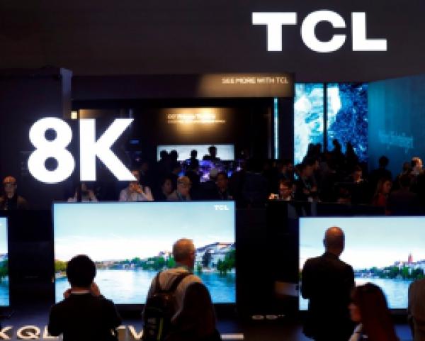 China's TCL announces new Mini-LED technology, 8K TV at CES 2020