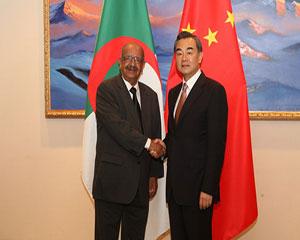 外交部领事司官宣中国已与阿尔及利亚签署互免签证协定