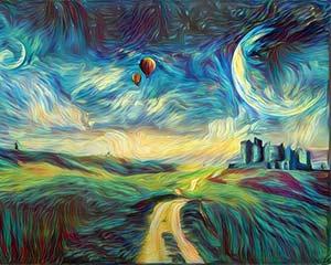 人工智能艺术市场几何?