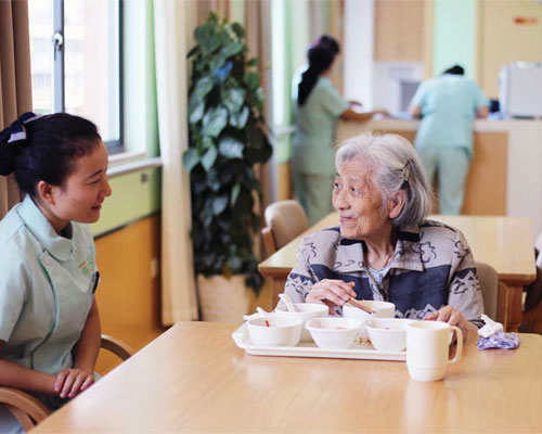 Elderly care boosts 'silver economy'