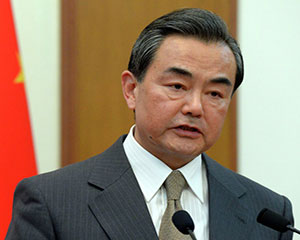 王毅同尼泊尔外长贾瓦利举行会谈