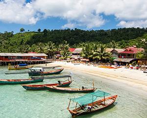 柬埔寨寨诺富特西哈努克城度假胜地项目